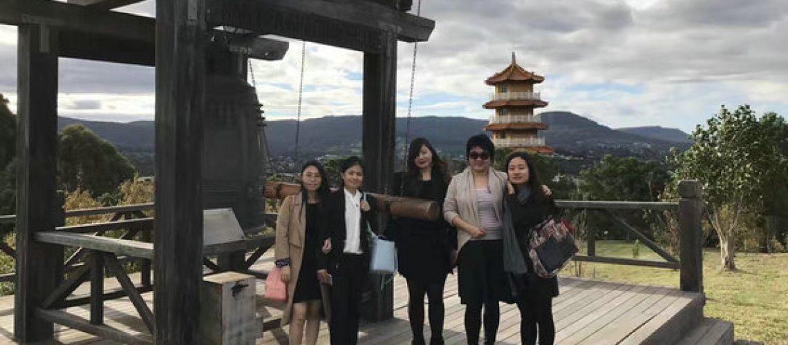 Chen Shan Lawyers Nan Tien Temple Tour